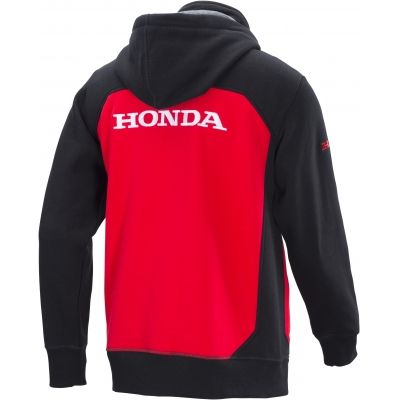 HONDA mikina RACING 18 black/red