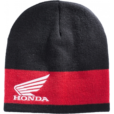 HONDA čepice RACING 18 black/red