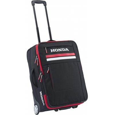 HONDA kufr s kolečkama TROLLEY 18 black/red/white