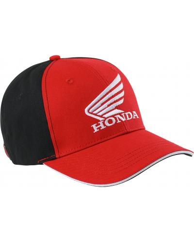HONDA kšiltovka RACING 20 black/red