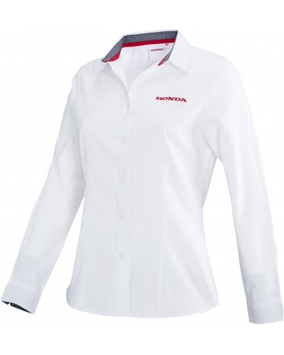 HONDA košile CORPORATE dámská white