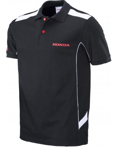HONDA tričko PADDOCK POLO 18 black