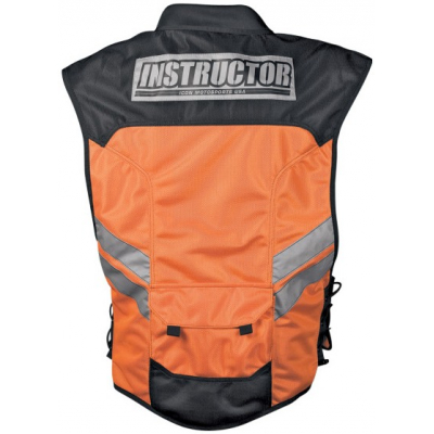 ICON vesta MIL-SPEC Instructor orange