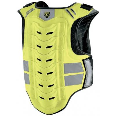 ICON chránič hrudi STRYKER Mil-spec yellow