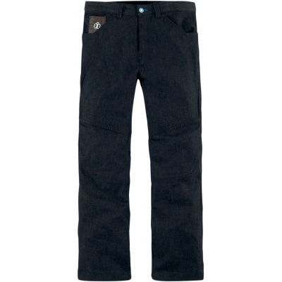 ICON kalhoty HOOLIGAN Denim dark blue