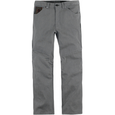 ICON kalhoty HOOLIGAN Denim grey