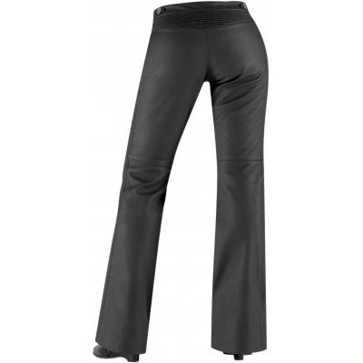 ICON nohavice HELLA Leather dámske black