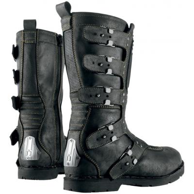ICON boty 1000 ELSINORE dámské black