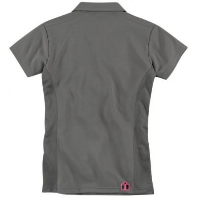 ICON tričko polo JANES dámske gunmetal