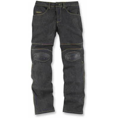 ICON kalhoty OVERLORD dark indigo