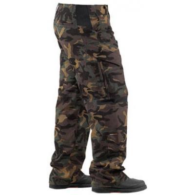 ICON kalhoty SUPER DUTY 2 camo