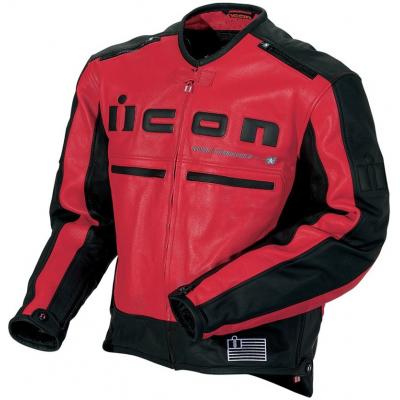 ICON bunda MOTORHEAD red/black