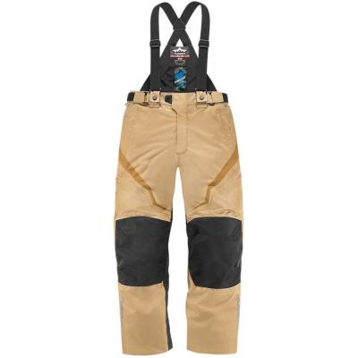 ICON kalhoty DKR tan
