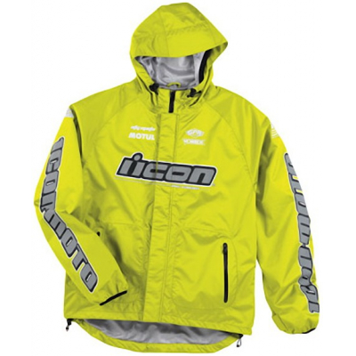 ICON bunda nepromok PDX hi-viz yellow