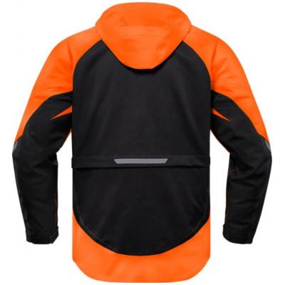 ICON bunda RAIDEN UX orange