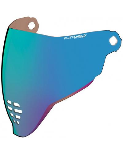 ICON plexi AIRFLITE RST blue