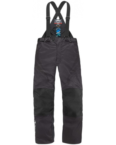 ICON kalhoty DKR WP black