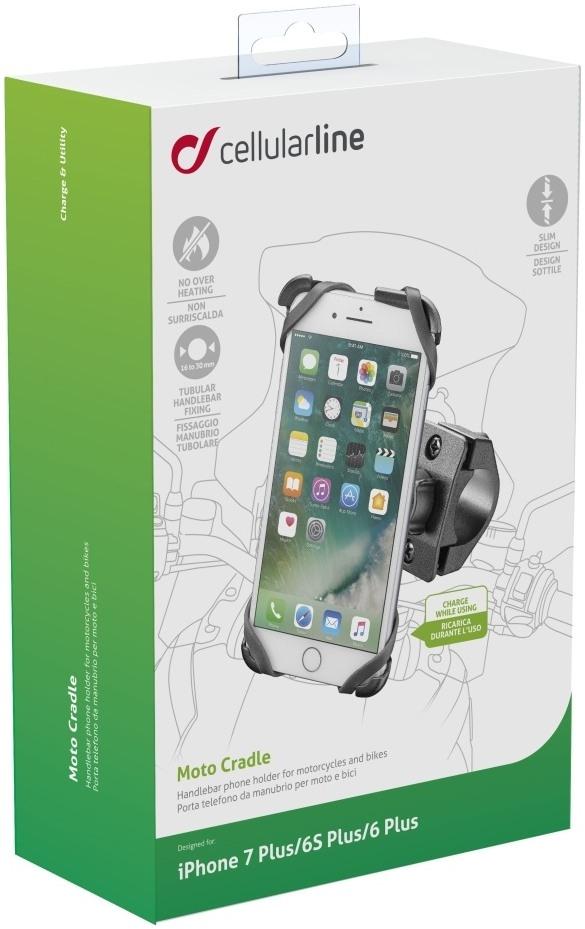 b113bf81f4d INERPHONE držák MOTO CRADLE Apple iPhone 6 Plus 6S Plus 7 Plus 8 ...