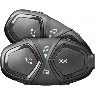 CellularLine bluetooth handsfree INTERPHONE ACTIVE Twin pack