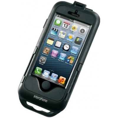 CELLULARLINE voděodolné pouzdro INTERPHONE pro iPhone 5/5S/SE black