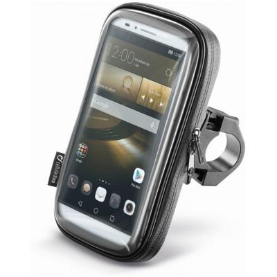 """INTERPHONE vodeodolné puzdro SMART pre veľkosť displeja 6.5 """"black"""