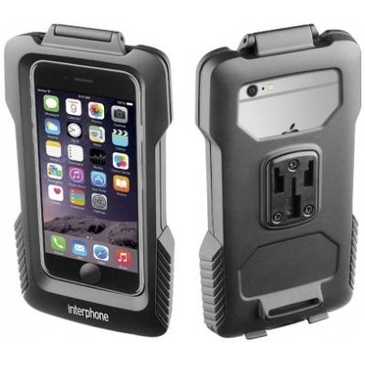 CELLULARLINE voděodolné pouzdro INTERPHONE pro iPhone 6 black