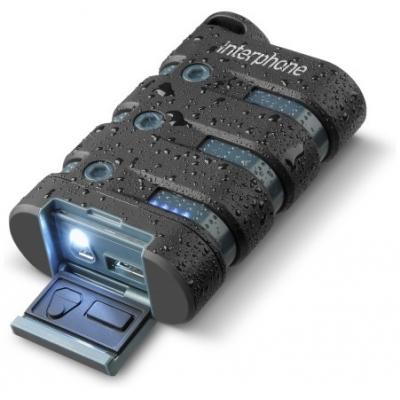 CELLULARLINE baterie INTERPHONE PWB9000 Záložní s USB výstupem černá