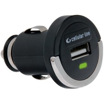 CELLULARLINE autonabíječka INTERPHONE USB výstup