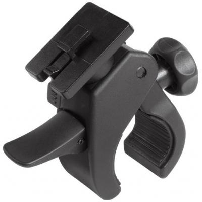 INTERPHONE nastavitelný držák pro tlustší tubulární řídítka Interphone vhodný pro vybraná pouzdra řady SM, rozpětí 15-50 mm