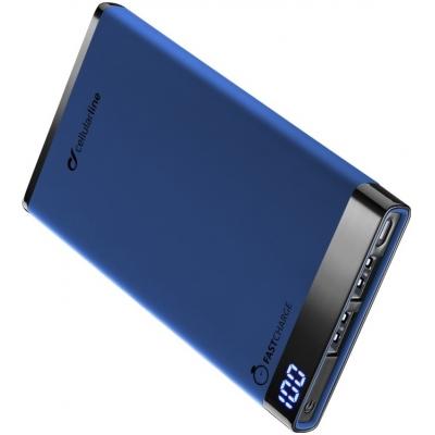 CELLULARLINE powerbanka FREEPOWER MANTA 6000mAh blue