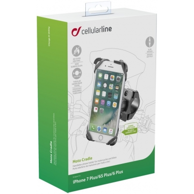 INTERPHONE držák MOTO CRADLE Apple iPhone 6 Plus/6S Plus/7 Plus/8 Plus