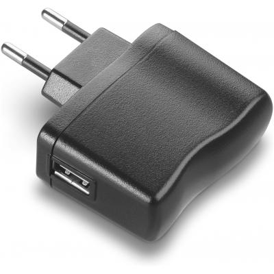 INTERPHONE Cestovní nabíječka pro jednotky Interphone F3XT/ F4XT/ F5XT s USB výstupem