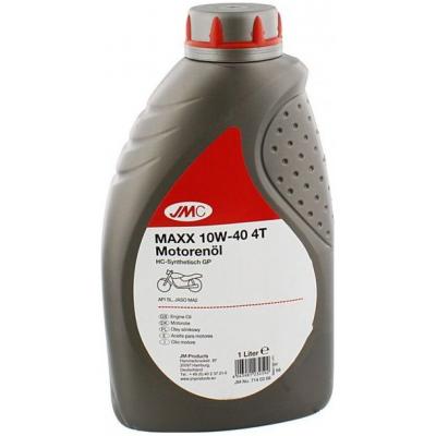JMC motorový olej MAXX GP 4T 10W40 1L