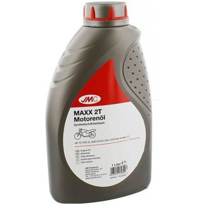 JMC motorový olej MAXX ESTERBASIS 2T 1L