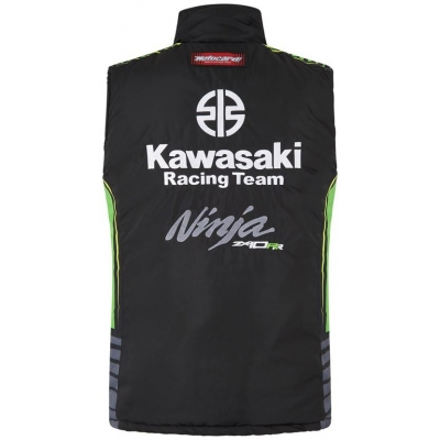 KAWASAKI vesta KRT WORLDSBK black/green