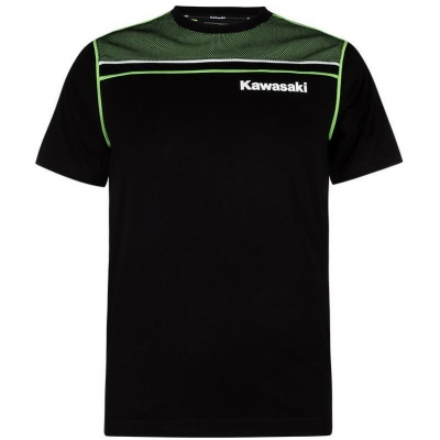 KAWASAKI triko SPORTS dětské black/green
