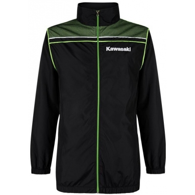 KAWASAKI bunda SPORTS SUMMER black / green