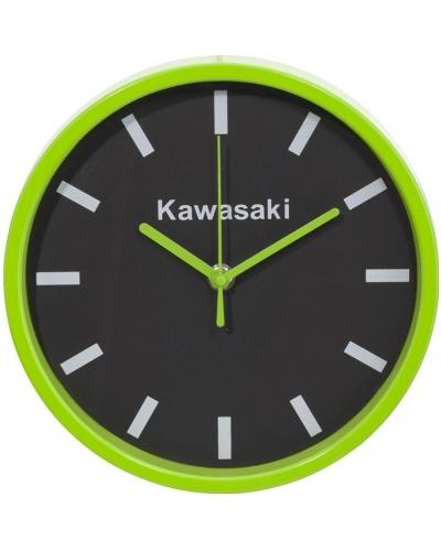 KAWASAKI nástěnné hodiny CLASSIC green