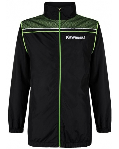 KAWASAKI bunda SPORTS SUMMER black/green