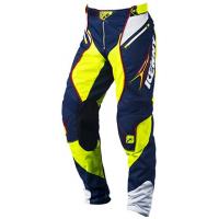 KENNY kalhoty TITANIUM 15 navy/neon yellow