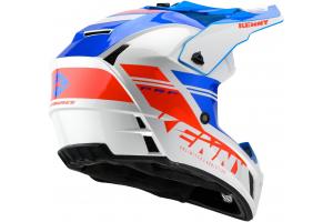 KENNY přilba PERFORMANCE PRF 20 blue/white/red