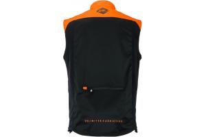 KENNY vesta BODYWARMER+ 20 black/neon orange