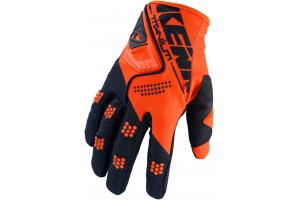 KENNY rukavice TITANIUM 20 black/orange