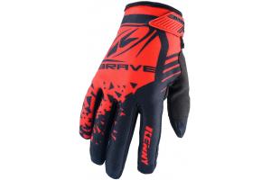 KENNY rukavice BRAVE 20 red