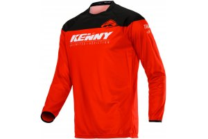 KENNY dres TRACK Raw 20 red