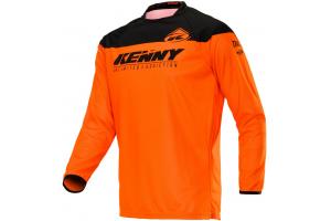 KENNY dres TRACK Raw 20 neon orange