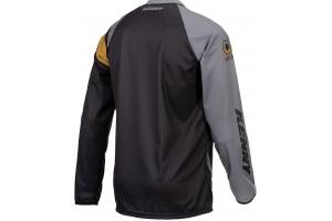 KENNY dres TRACK FOCUS 21 grey/black/gold