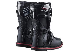 KENNY boty TRACK JUNIOR 15 dětské black