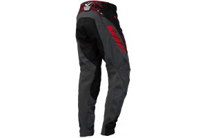 KENNY nohavice TITANIUM 16 black / grey / red