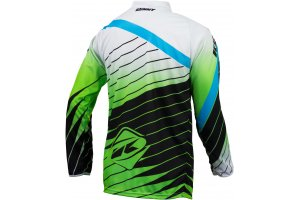 KENNY dres PERFORMANCE 16 black / green